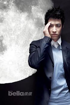草原上的月亮_月亮上的男人