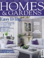 HOMES AND GARDENS (UK)封面